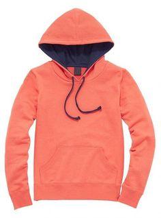 Orange Collision Energy Turtleneck Sweatshirt$51.00