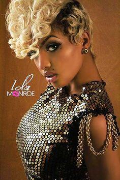 Black Women Short Hairstyles