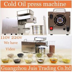 456.00$  Watch now - http://ali3cu.worldwells.pw/go.php?t=32744373680 - automatic walnut cold oil press machine nut sunflower seed peanut screw oil expeller for coconut 456.00$