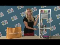 Are you running out of room to store all of your scrapbooking treasures? Watch this Tip of the Day for some great organizing ideas #TOTD #WeeklyScrapper #ScrapbookExpo