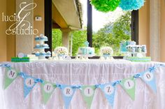 Baptism Baptism Party Ideas | Photo 1 of 7 | Catch My Party