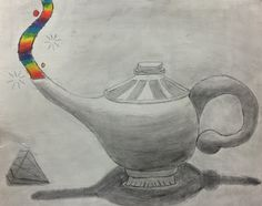 For my art project i have to do a still life, any suggestions?