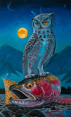 68 Best fish art images in 2018 | Fish art, Fishing, Fly Fishing