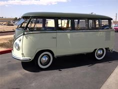 Vw buses on pinterest vw bus buses and window for 16 window vw van