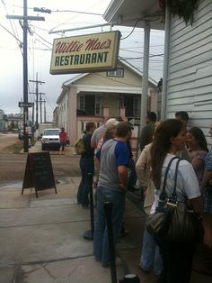 Wille Mae's Scotch House in New Orleans is known for their delicious soul food.