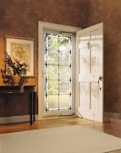 1000 images about pella storm doors on pinterest storm for Pella window screens