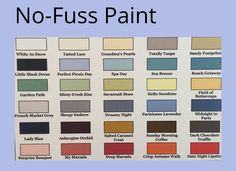 "NO-FUSS PAINT. No sanding. No stripping. No priming. No problem. No wax needed! $28 a quart. All 30 colors come in matte, satin, semi & high gloss. And if you need another color, we color-match for free! Available at Queen of Hearts & Dupres Antique Market in Marietta, Georgia & online at http://www.designerinyou.net/#!online-store/mdbjx. Dresser painted by Alena Lara with No-Fuss Paint ""Beach Getaway"" (satin finish) & No-Fuss Poly in Semi-Gloss! She added our Gold Gilding Wax for a…"