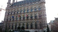 Het historische stadhuis van Leuven is één van de bekendste stadhuizen ter wereld en is dan ook de trots van Leuven