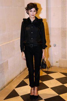 Paris Style: Fabulous in Paris | Harper's BAZAAR