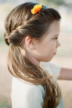 flower girl hairstyles, flowergirl hairstyles - flower girl hairstyle