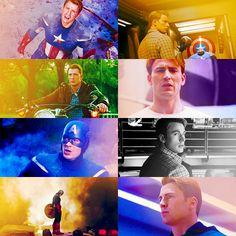 hello, Captain America