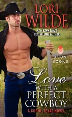 Twin Sisters Rockin' Book Reviews: Love with a Perfect Cowboy (Cupid, Texas #4) by Lo...
