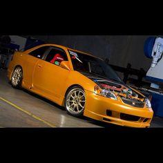 Honda civic k20