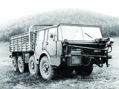 Tatra T813 –8x8 Kolos prototyp 03