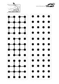 printables for kids Symmetry Worksheets, Therapy Worksheets, Tools For Teaching, Teaching Kids, Math Patterns, 1st Grade Math, School Readiness, Kindergarten Activities, Children Activities