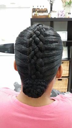 Small Box Braids, Big Braids, Braids Wig, Girls Braids, African Braids Hairstyles, Cute Hairstyles For Short Hair, Braided Hairstyles, Natural Hair Braids, Natural Hair Styles