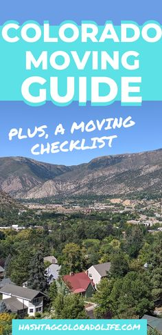 Colorado Moving Guide & Supplies Checklist - We share the exact expenses of what it cost to move from Texas to Colorado. Also get a supplies checklist so you can budget better. #coloradochecklist #movingchecklist #movingtocolorado #movetocolorado Colorado City, Moving To Colorado, Visit Colorado, Living In Colorado, Free Travel, Cheap Travel, Budget Travel, Travel Tips, Moving Costs
