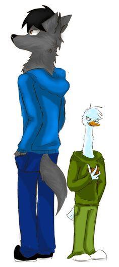 Aiden & Charlie