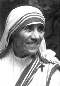 Prières catholiques: Faites le quand même... par Mère Teresa