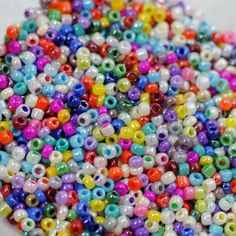 Japanese Glass Cube Bead Mix 4mm Assorted Colors /& Finishes pk//100