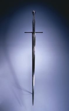 Hand-and-a-Half Sword, c. 1550 Germany, mid-16th century