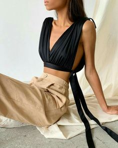 Summer Fashion Tips .Summer Fashion Tips Crop Top Outfits, Casual Summer Outfits, Mode Outfits, Fashion Outfits, Womens Fashion, Fashion Tips, Petite Fashion, Autumn Outfits, Fashion Hacks