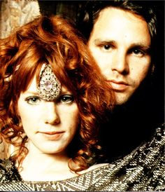 jim morrison and pamela courson