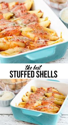 Pumpkin Stuffed Shells   Recipe   Healthier Steps ...