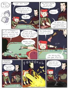 "Noelle Stevenson's Webcomic ""Nimona"" is Filled With Science, Shapeshifting and Cool Hair"