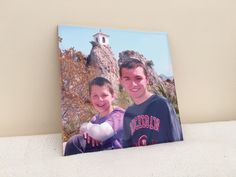 Personalised photo tile. Perfect to display your own design in your home. Also brilliant if you are want unique tiling.  www.personalisewise.com