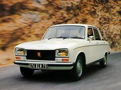 1969–79 Peugeot 304 by Pininfarina