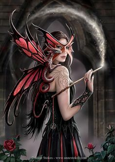 Exotic Fantasy Fairies | Fairy Art: Pictures of Fairies - Fairies Illustrations
