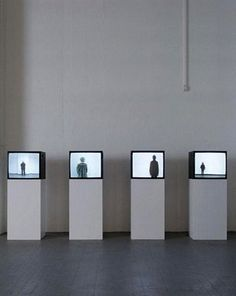 Santiago Sierra - The Punished (2006)