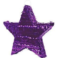 purple pinata | Found on partycity.com