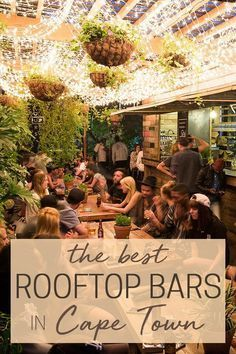 Visiting local rooftop bars is one of my favorite things to do in Cape Town. Seeing the city from up high illuminates its beauty. Check out the best rooftop bars in Cape Town. South Africa Safari, Cape Town South Africa, South Africa Honeymoon, Bahamas Honeymoon, Italy Honeymoon, West Africa, Africa Destinations, Holiday Destinations, Best Rooftop Bars