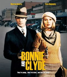 Bonnie and Clyde (1967) movie #poster, #tshirt, #mousepad, #movieposters2