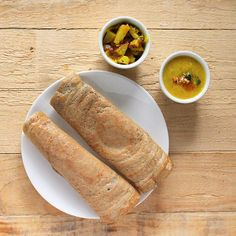 Hobby And More: Dosa - Lentil and rice savory Crepes. Vegan Glutenfree