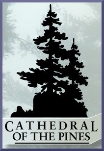 If any of you happen to be local to Rindge, New Hampshire, you will be happy to know that the Cathedral of the Pines is currently accepting applications to advertise in their Wedding Booklet.