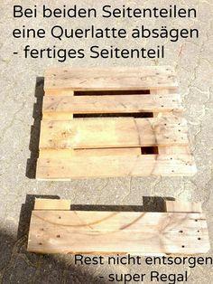 Möbel aus Paletten bauen – nichts leichter als das | Pech & Schwefel