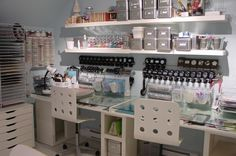 another super organised craft space