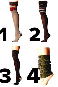 On the blog, I am loving these over the knee socks @zappos, like the look? Pop over to ASB for more!