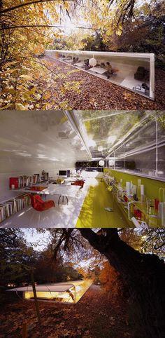 Selgascano Office by Estudio en Verde [Madrid, Spain, 2007]