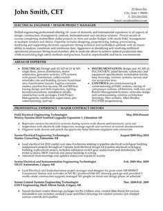 Pin By Ken On Professional Engineering Resume Job