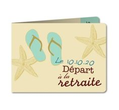 Invitation depart retraite │ Planet-Cards.com                                                                                                                                                                                 Plus