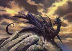 Artwork dark dsurion by Ciruelo Cabral