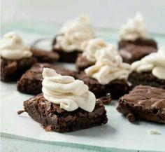 Baileys Fudgey Brownies