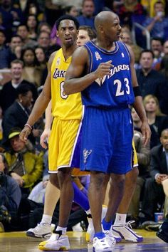 NBA: Kobe Bryant career in Michael Jordan's shadow - ESPN