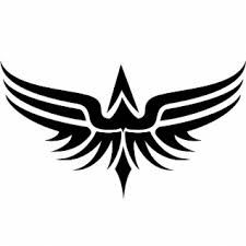 águia de origami tattoo - Pesquisa Google