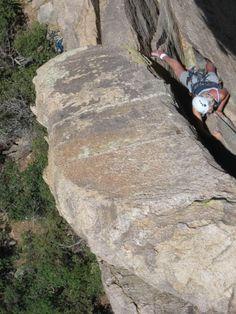 Climbing Mt Lemon