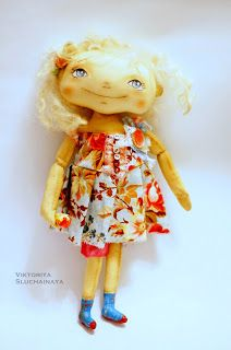 Blog de Victoria aleatoria: MK muñeca primitiva
